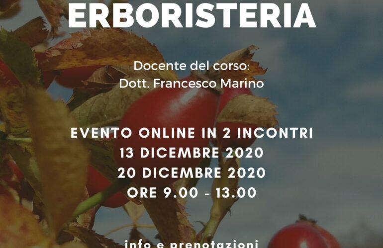 Corso base di Erboristeria Online