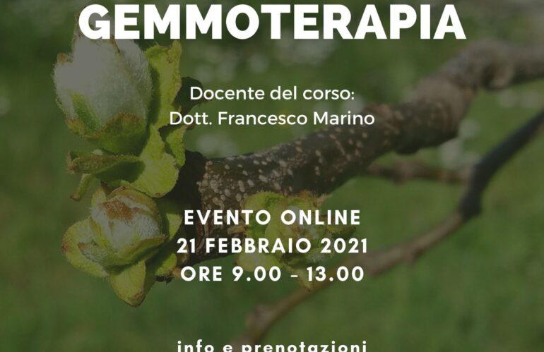 Corso di Gemmoterapia Online