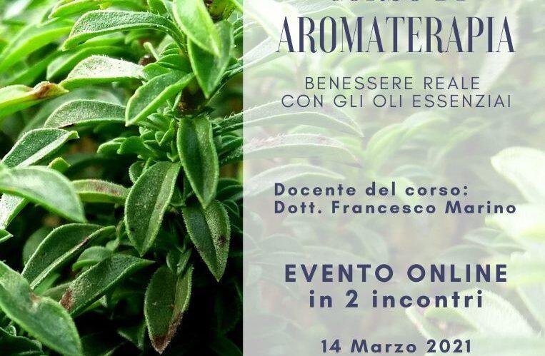 Corso di Aromaterapia Online