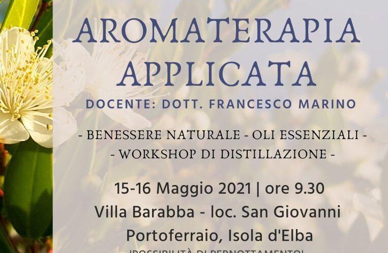 Corso di Aromaterapia Applicata – Isola d'Elba