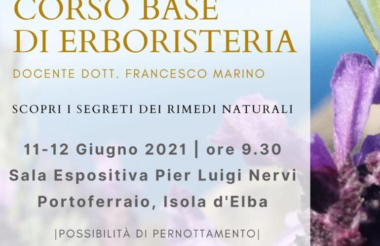 Corso base di Erboristeria – Isola d'Elba