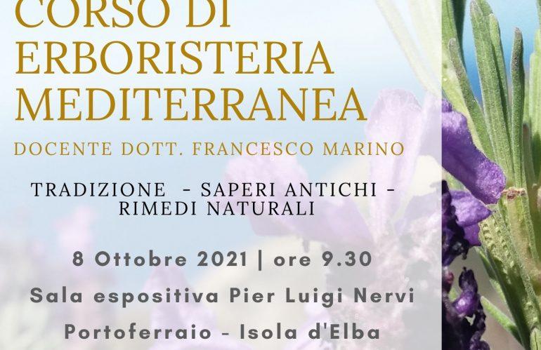 Corso di Erboristeria Mediterranea – Isola d'Elba
