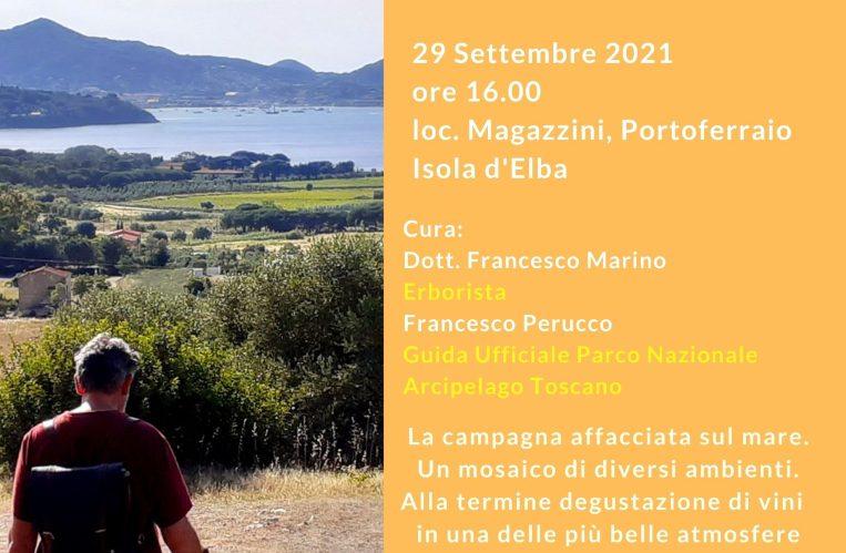Erborare Isola d'Elba