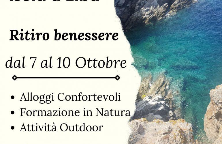 Retreat: Benessere Mediterraneo Isola d'Elba