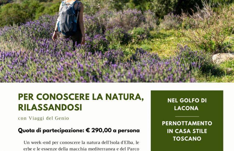 Isola D'Elba – Week End Naturalistico